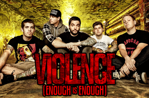 A Day To Remember - Violence [New Song] + Tour Dates Rock ... A Day To Remember Violence Lyrics
