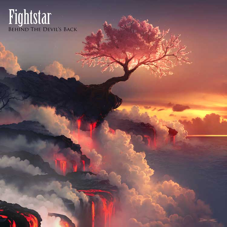 Fightstar new album cover
