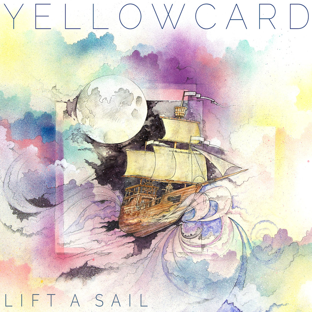 Yellowcard – Lift a Sail – Album Review