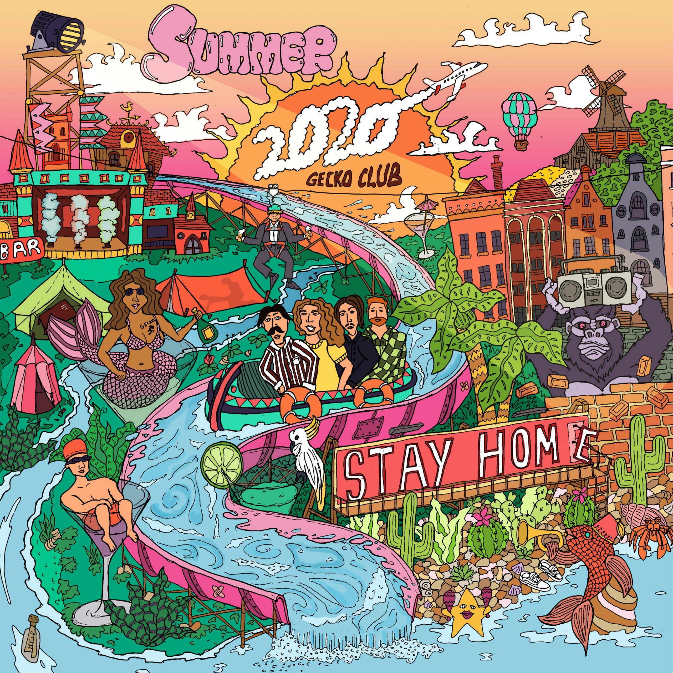 Gecko Club – Summer 2020 – Single Review