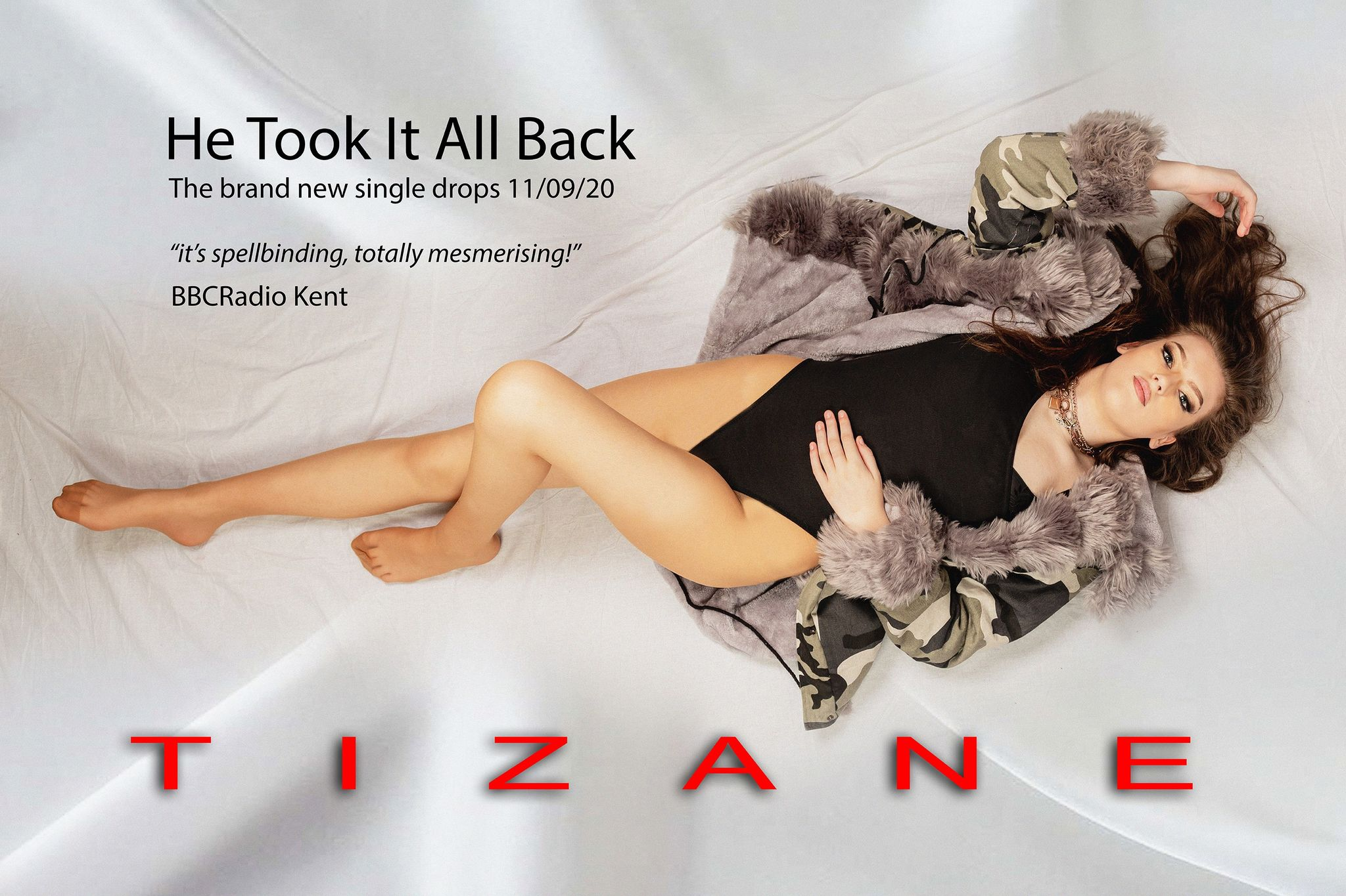Tizane Single Review – He Took It All Back