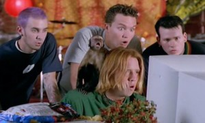 blink-182's cameo in American Pie is well known amongst fans, but why has no one ever mentioned Kurt Cobain being there?