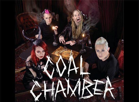 Photo taken from the Coal Chamber Facebook page