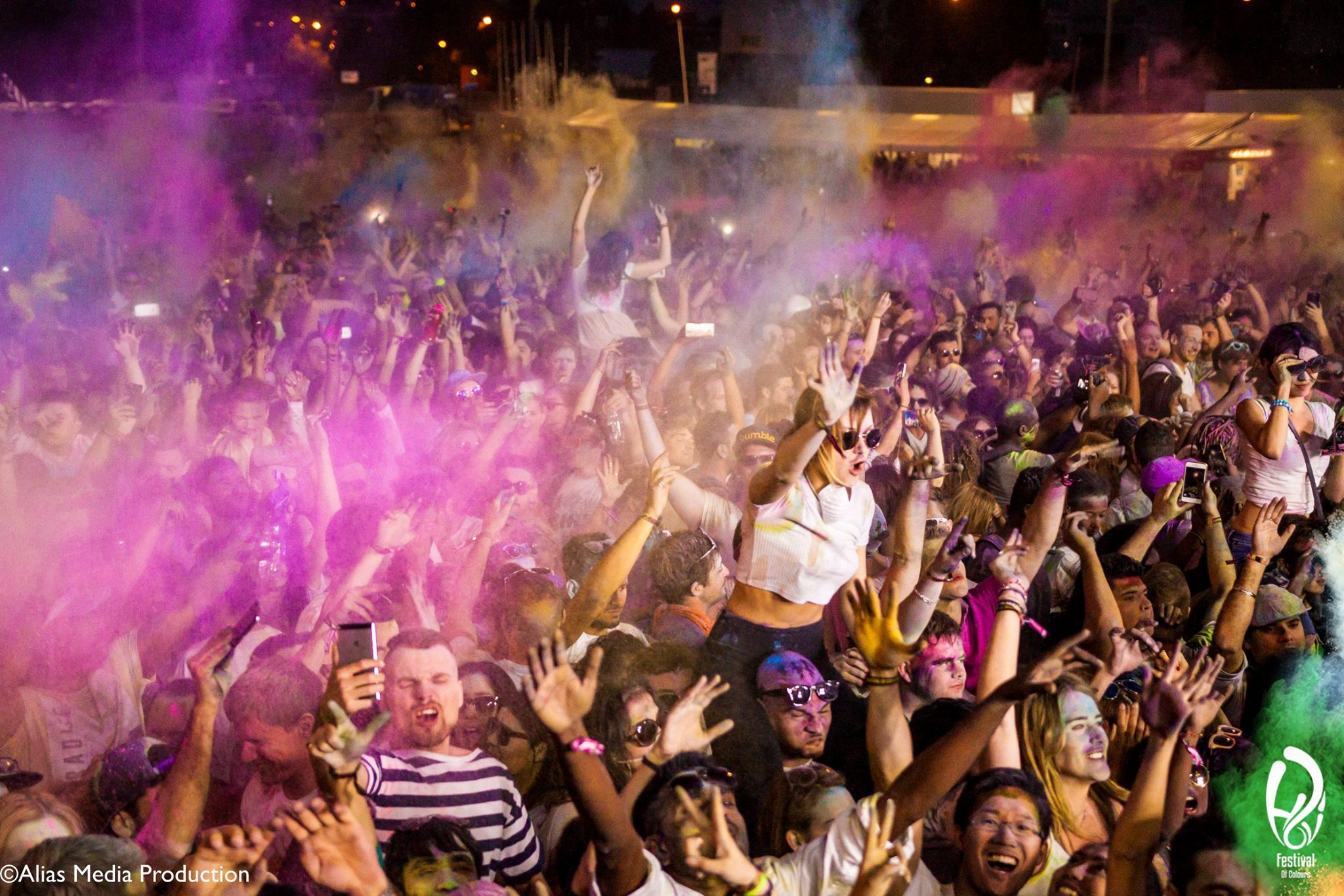 Holifest Festival Of Colours Review