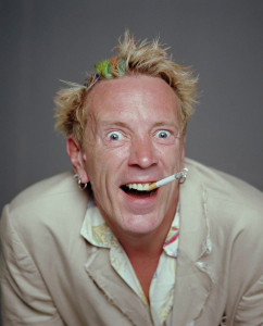 """Not everyone was happy with blink-182's success. Outspoken Sex Pistols frontman John Lydon dismissed them as a """"bunch of silly boys"""" and regarded them as an """"imitation of a comedy act."""" Well...he's right."""