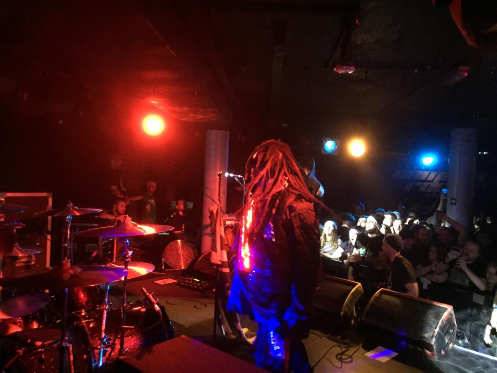Skindred Live at The Camden Underworld
