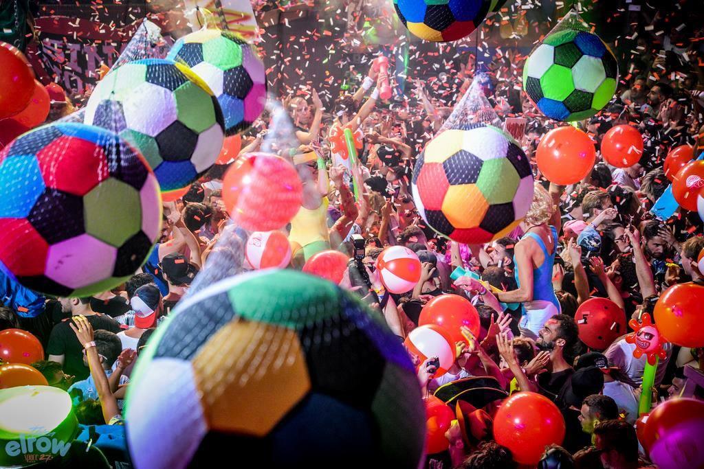 Ibiza's best club's